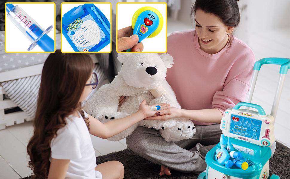 kids doctor toys