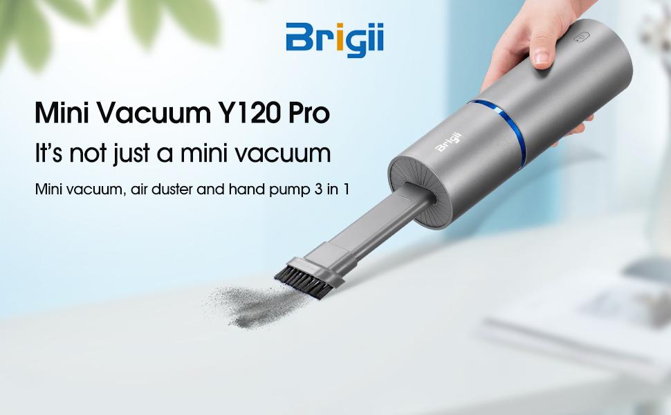 brgii mini vacuum Y120 Pro