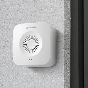 11_HeimVision Doorbell Camera_Wireless Chime