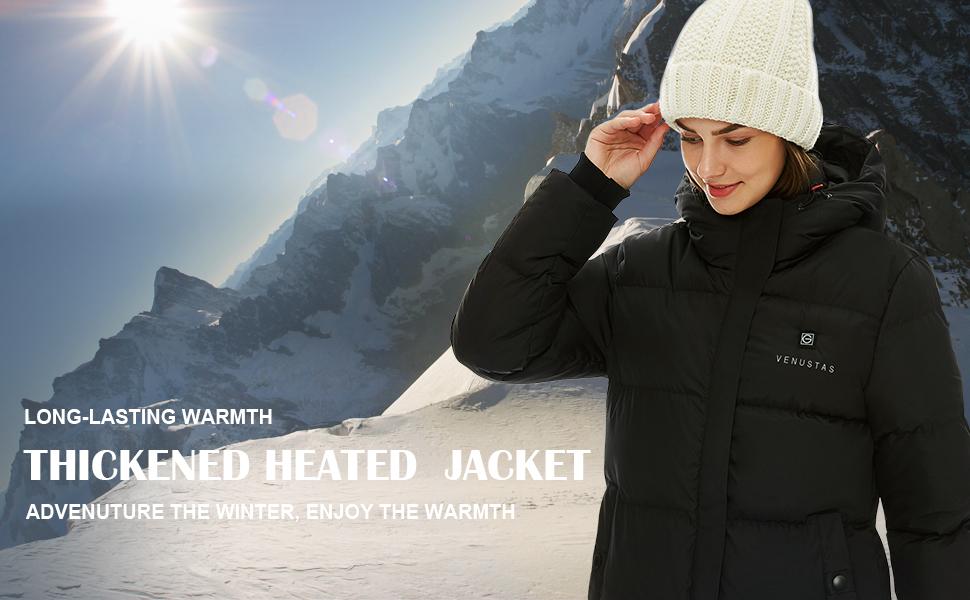 heated jacket women heated jacket for women heated coat women heated clothing women