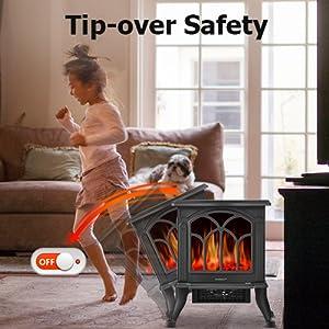 Tip-over Safety
