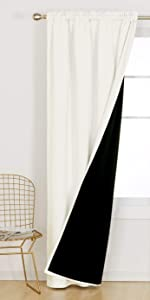mix and match curtains