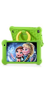 K7 Tablet Green