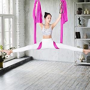 Silk Aerial Yoga Hammock