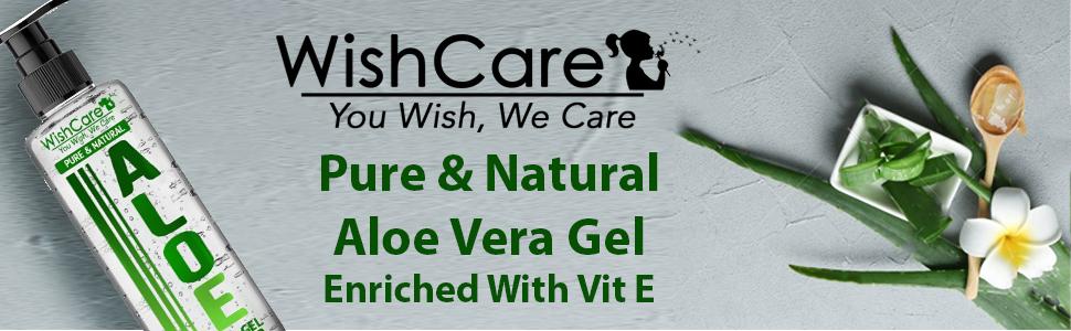 WishCare Aloe Vera Gel