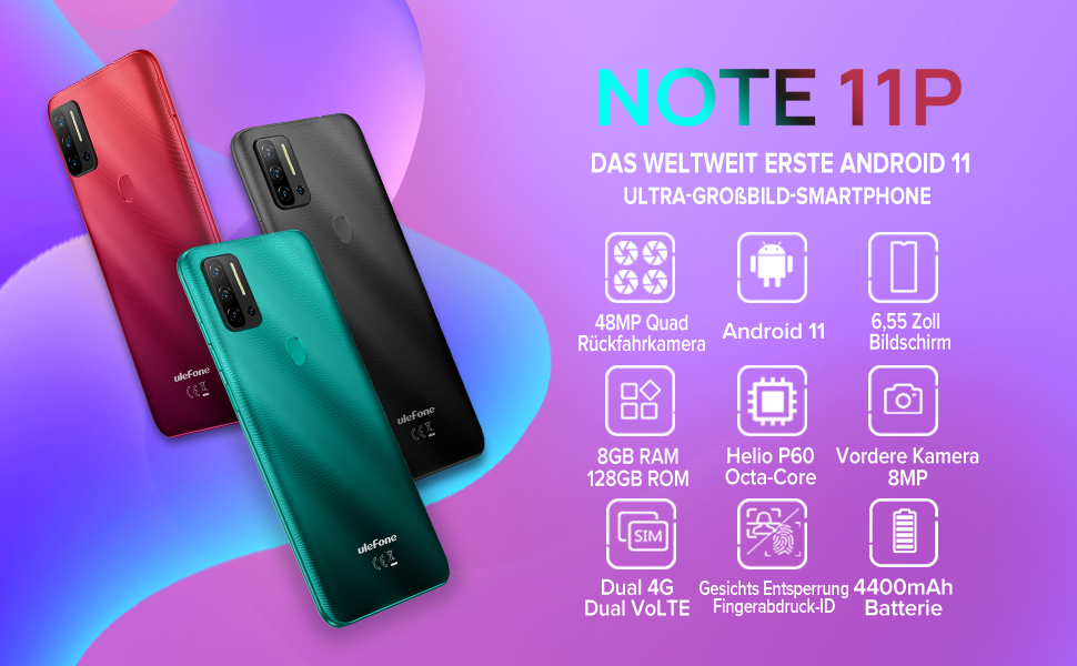 Note 11P outdoor smartphones