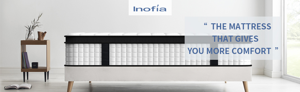 inofia luxury mattress