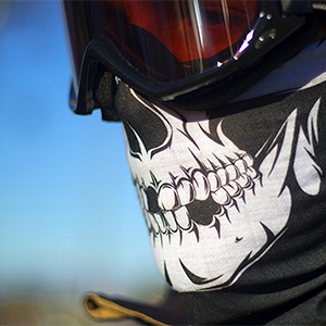 skull motorcycle mask ski mask atv mask snowboarding mask outdoor mask