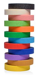 12 Assortment Colors