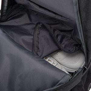 Shoes compartment