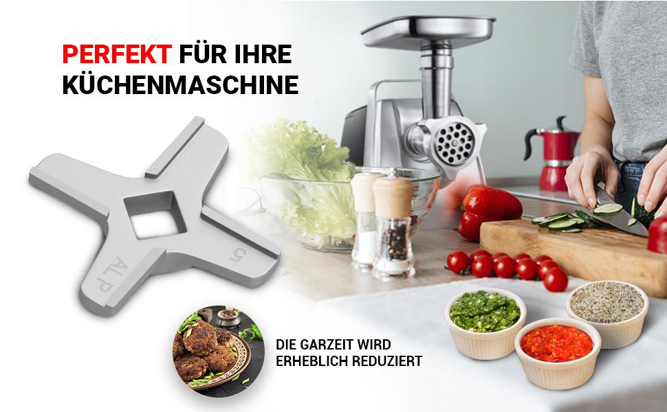 Parfait pour votre robot culinaire.