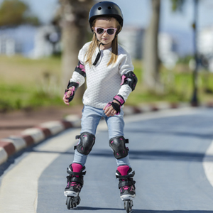 kids scooter helmet