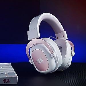 Redragon H901 Scylla auricular gamer casco diadema