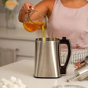 magicalbutter, pour, machine, butter maker, clarified butter, ghee, kitchenware