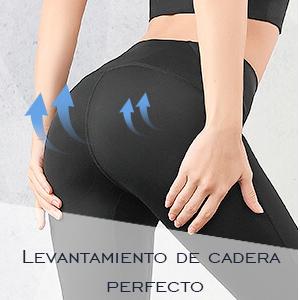 Levantamiento de cadera perfecto
