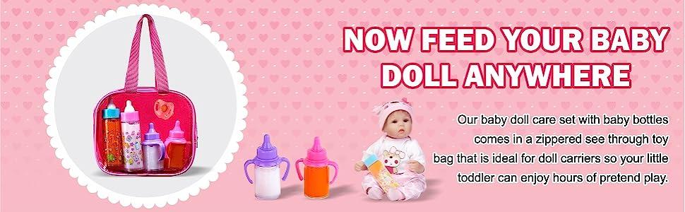 fash n kolor baby doll accessories