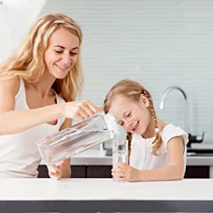 water purifier non electric for home