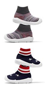 American Flag Baby sock shoes