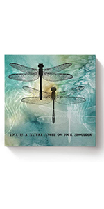 Dragonfly Printed