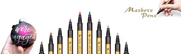SAYEEC Metallic marker pen