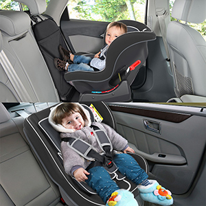 Baby Car Seat Meinkind Child Car Seat For 0 1 2 3 4 Years Old Group 0 1 0 18kg 3 Recline Position And Car Seat Protector Included Grey