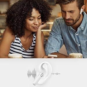 Ergonomic Bluetooth Earphone