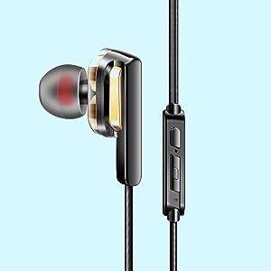 earphone with mic