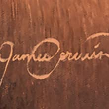 James Corwin Signature.