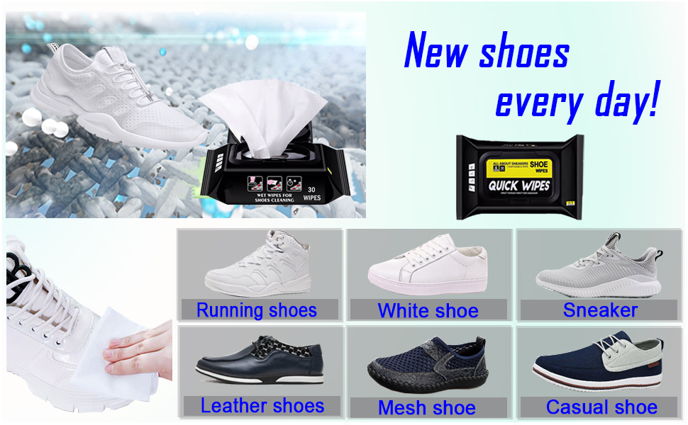 shoes sneaker wipes