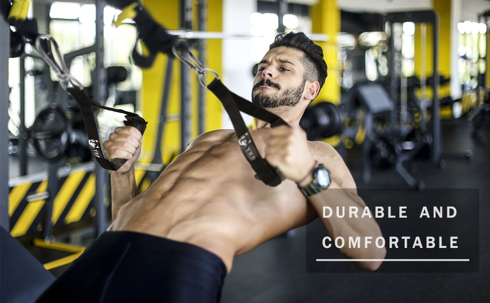 Cable attachments for Gym