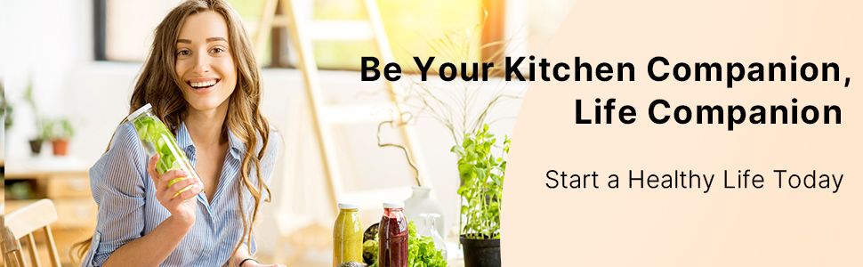 kitchen necessarities life companion healthy blender for your fit