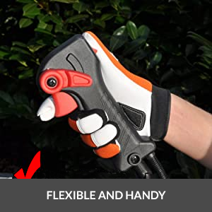 Flexible and Handy