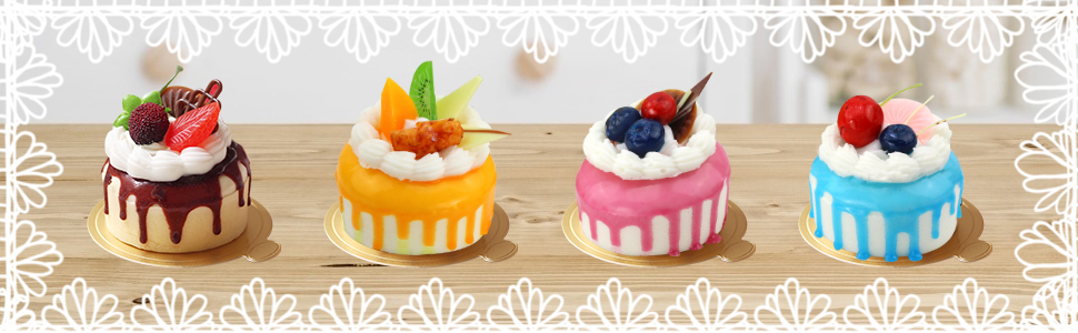 Fiestas de Cumplea/ños Base para Decoraci/ón de Tartas,Cake Board Redondo,de Bodas Mousse Cake Boards Oro Papel YWQ 100 Piezas Reutilizables de Cart/ón Grueso para Tartas,Bases de Cart/ón para Tartas