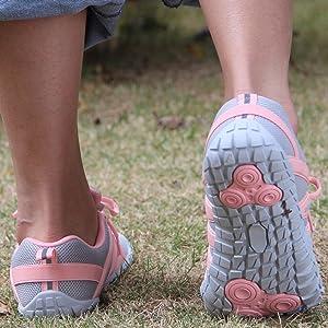 Weweya Barefoot Shoes for Women Minimalist Running Shoes