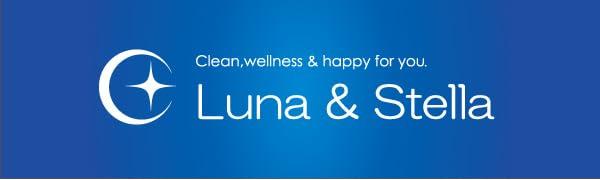 ルナアンドステラ Luna & Stella Luna&Stella luna&stella ルナ&ステラ あせわきパッド