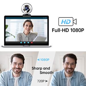 Full-HD 1080P Video Calls