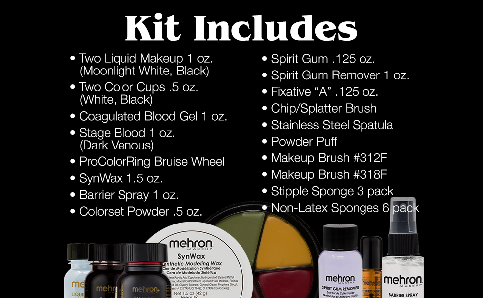 clearance kits adults zombie latex scars contact lenses professional scar black prosthetics eye