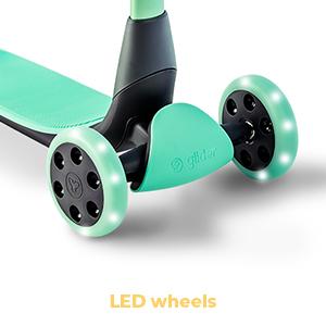 nua wheels