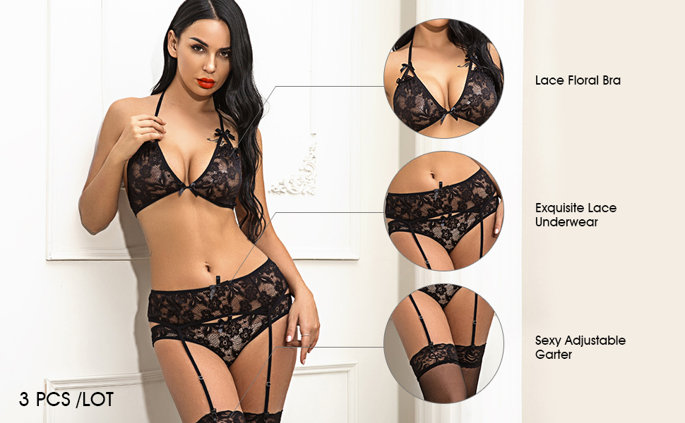 lace lingerie for women chemise sexy lingerie for women red and black sexy lingerie set for sex