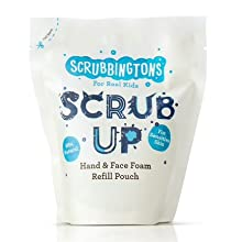 Scrub up
