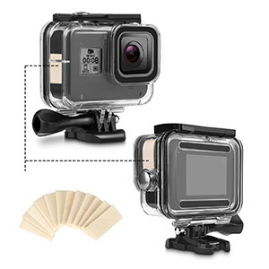 Accessories Kit for GoPro Hero 8 Black