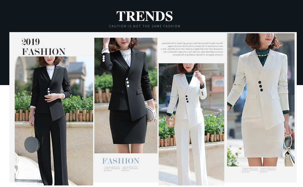 fashion women suits