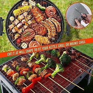 grill mesh
