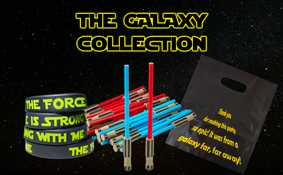 Birthday  Party Loot Bags Choose Quantity Classic Star Wars