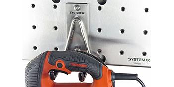 tool garage storage system,hooks,utility racks,office products,organizer pegboard,heavy duty hanger