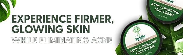 TreeActiv Acne Eliminating Face Cream