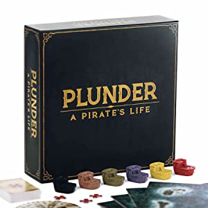 plunder cover