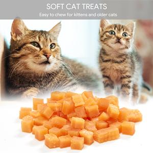 soft cat treats