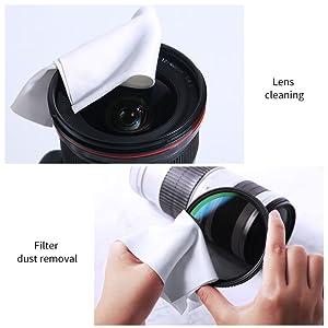 lens cleaner cloths