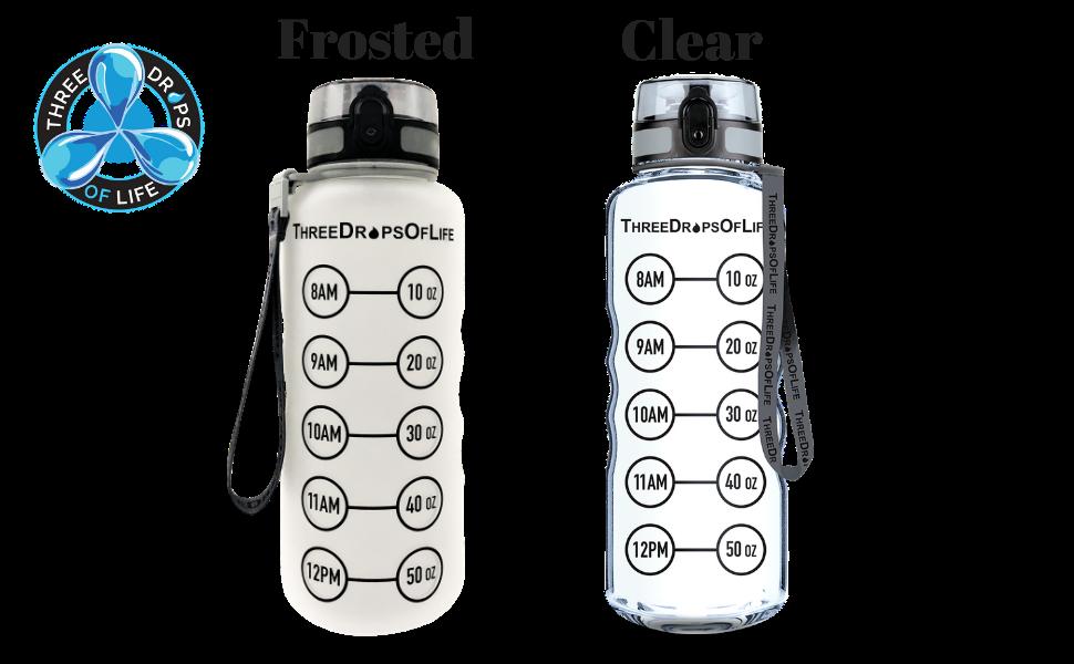 50oz Sports Water Bottle